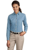 NBC Denim Shirt (women)