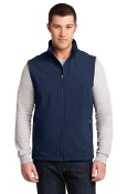 NBC Soft Shell Vest (men)