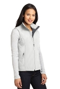 Port Authority Soft Shell Vests (ladies)